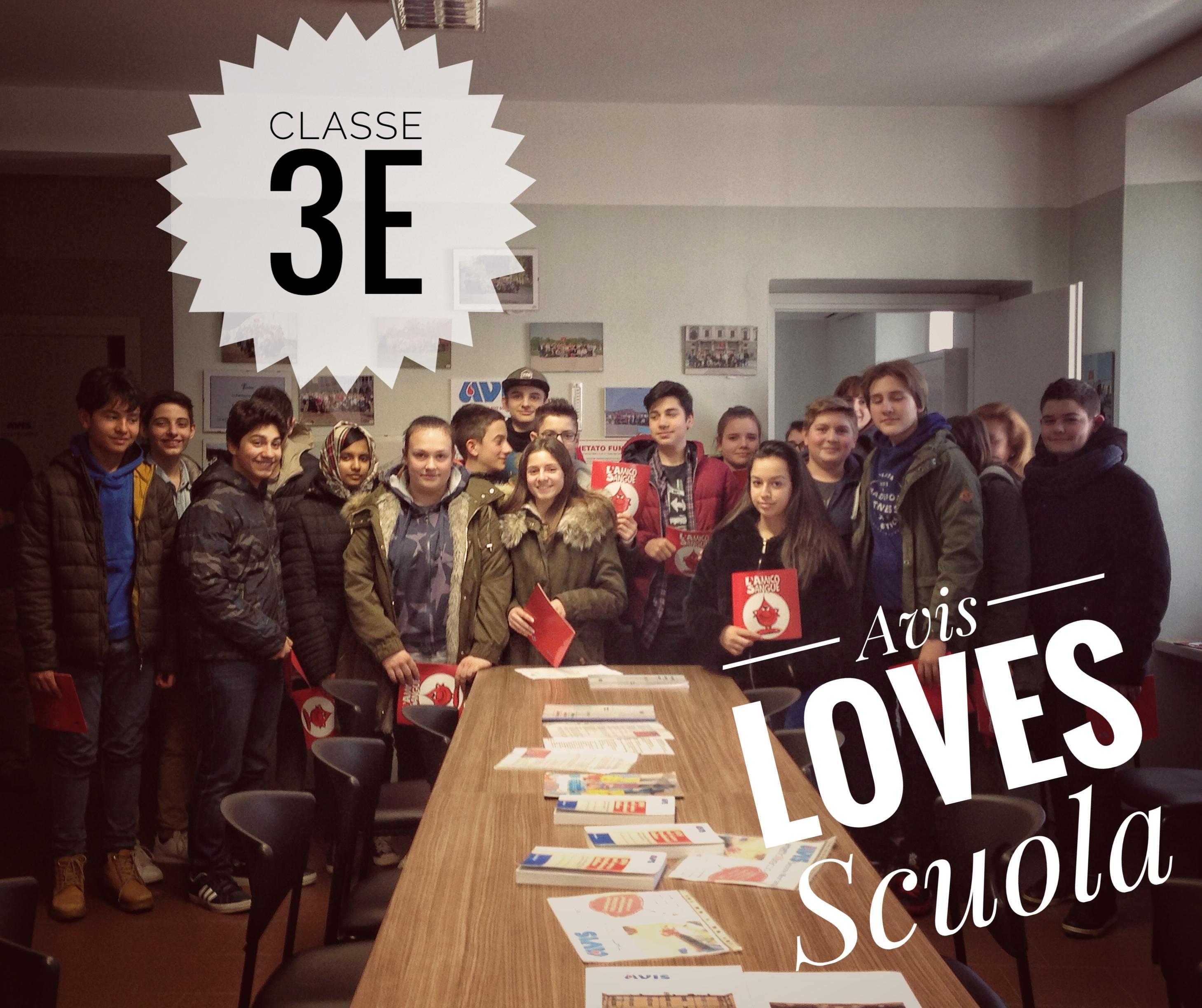 Classe 3E